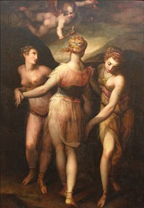 Charis_The_Three_Graces_Battista_Naldini