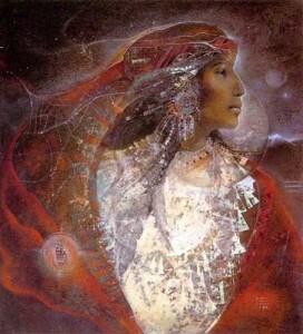 white-shell-woman_susan_seddon_boulet
