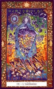 carte féminitude alchimiste myrrha